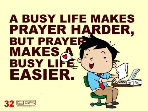 busy-lifeprayer