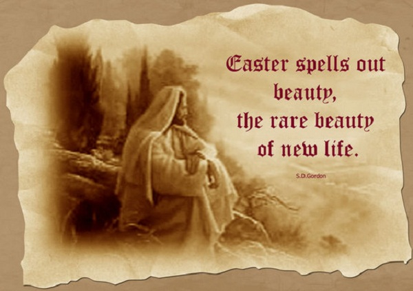 Easter Bible Quotes Alluring Blessed Easter  † My Little Catholic Nook ツ