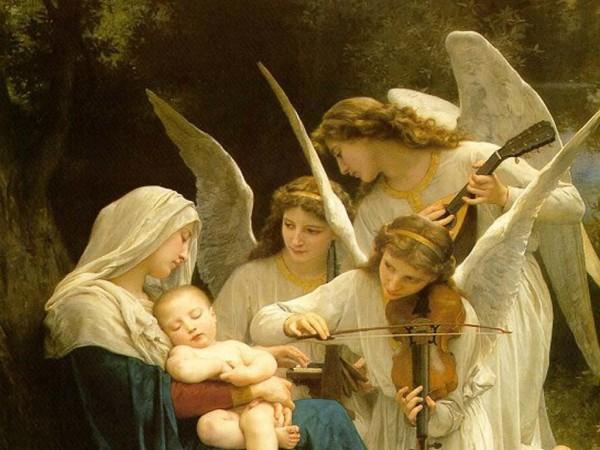 mary-baby-jesus-angels