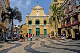 st.Dominic Church Macao01