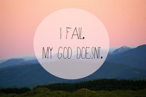 god-never-fails