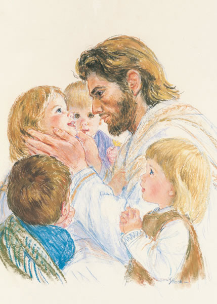 jesus-and-children