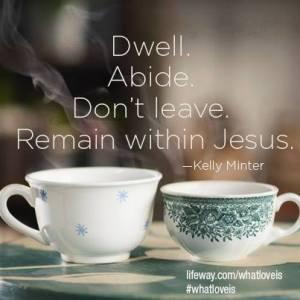 dwell-in-jesus